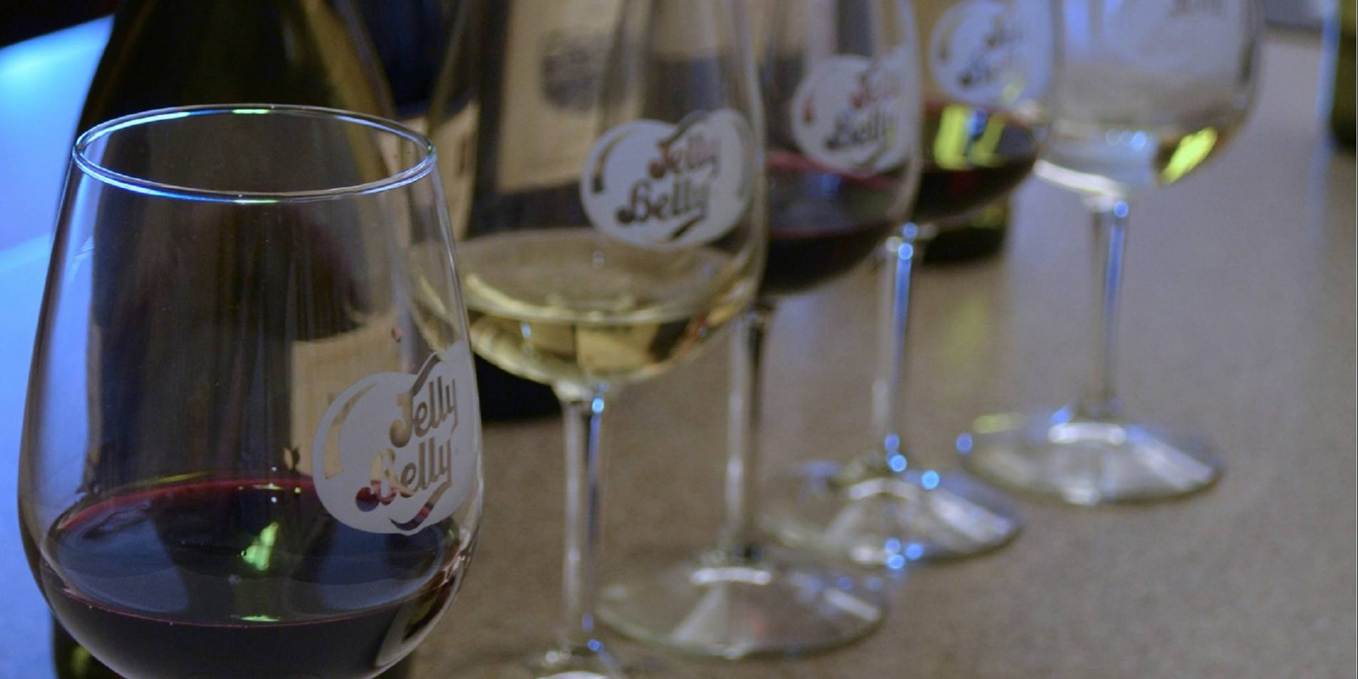 This delicious experience at Jelly Belly features wines from Suisun Valley and  hand-made confections from the Jelly Belly Chocolate Shoppe