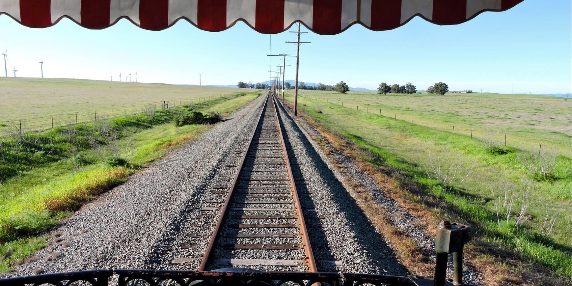 Ride historic train cars through our hills at the Western Railway Museum