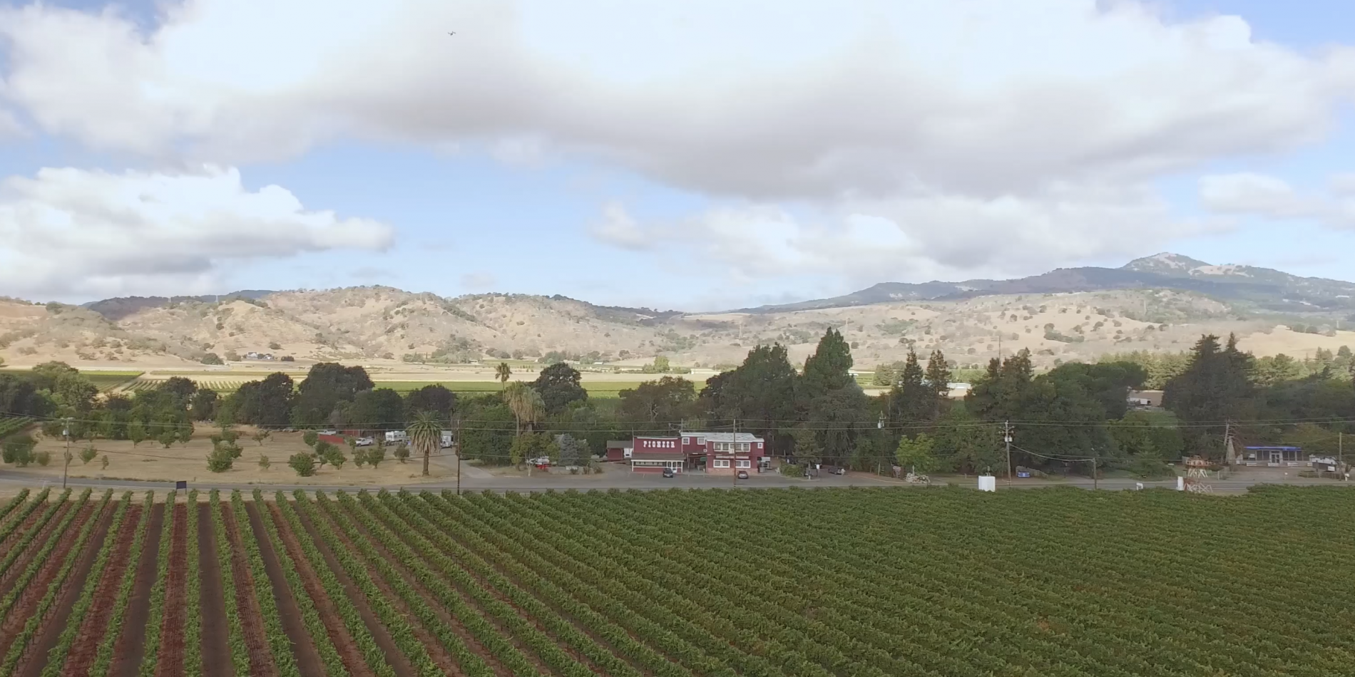 This valley includes over a dozen tasting rooms, with six open seven days a week