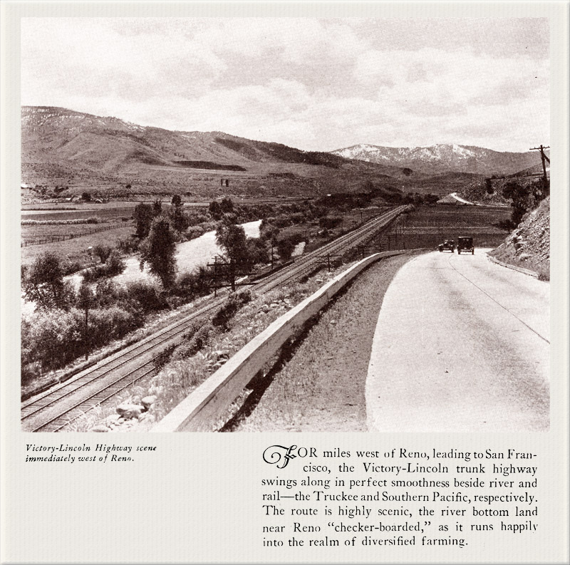 The History Of The Lincoln Highway Visit Fairfield Blog