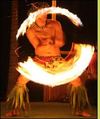fire hula