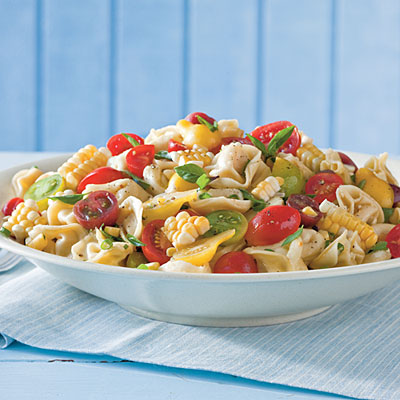 Tortellini-and-Tomato Salad