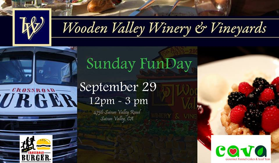 Wooden Valley Sunday Funday