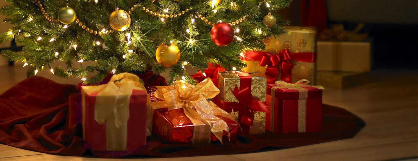 christmas presents under tree2