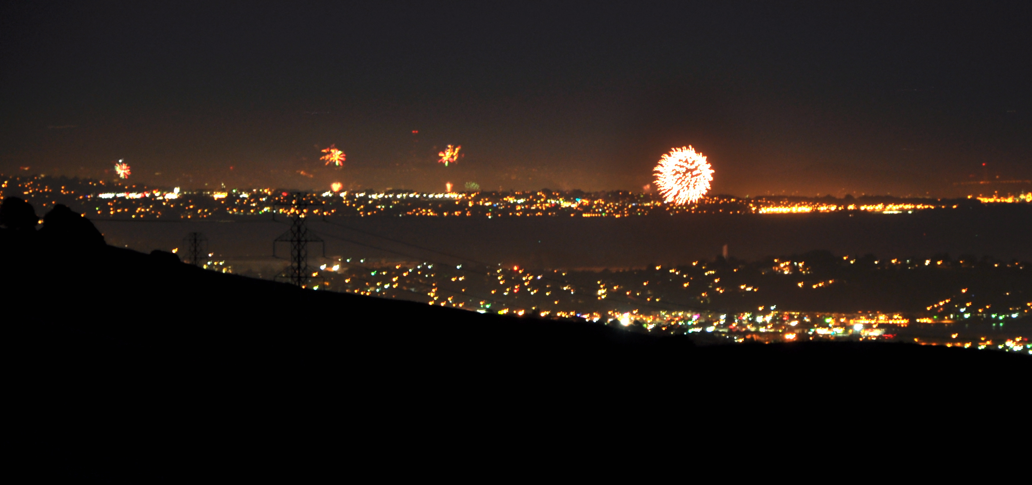 July 4 \'Moooonlight\' and Fireworks Hike at Lynch Canyon - Visit ...