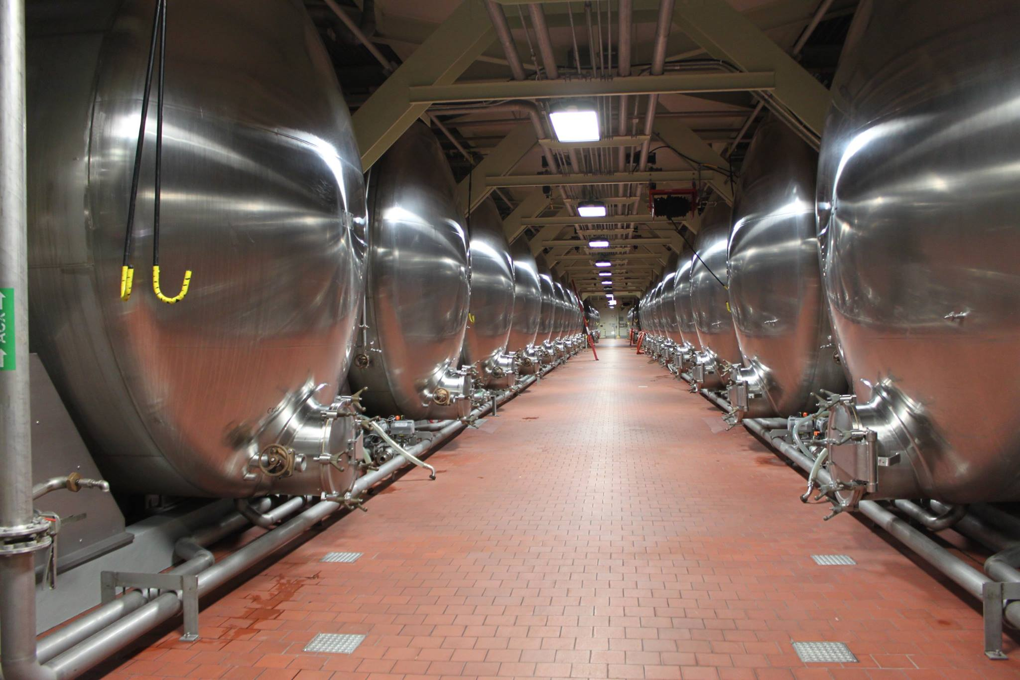 Budweiser Factory Tour Fairfield