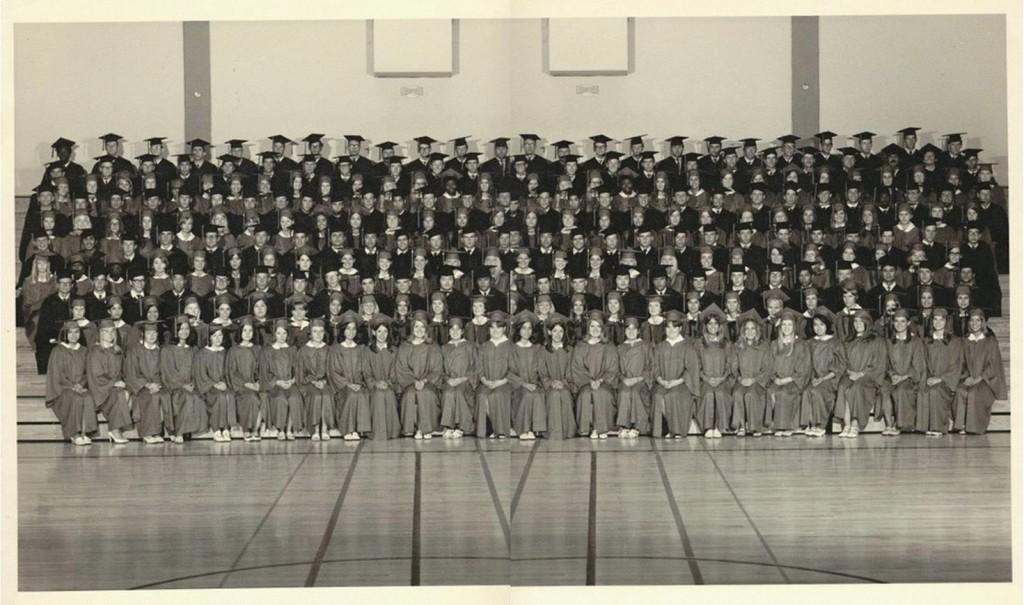 The Fairfield High School Class of 1969 (courtesy photo)
